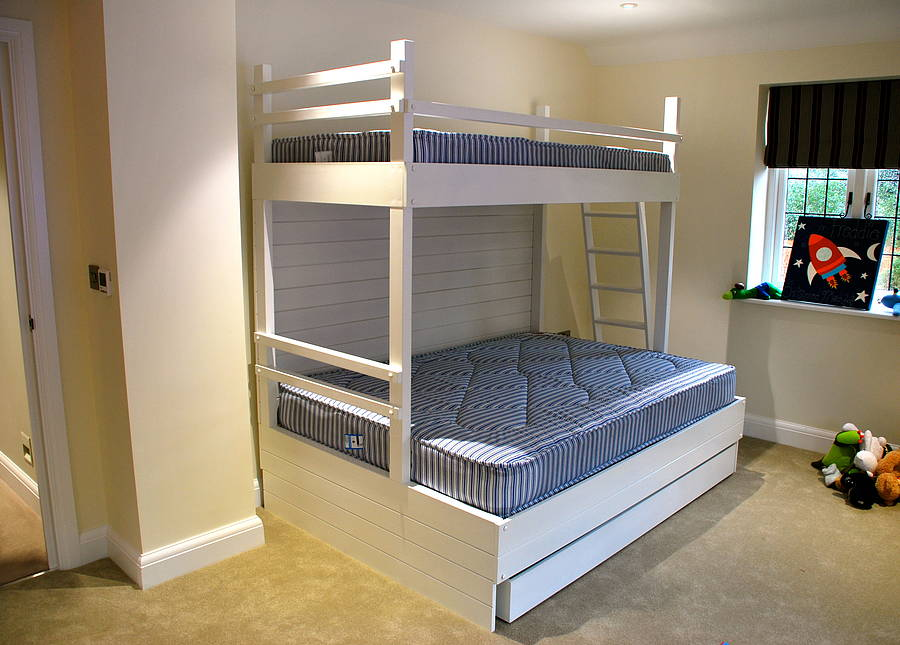 Image of: Buy a Triple Bunk Bed IKEA