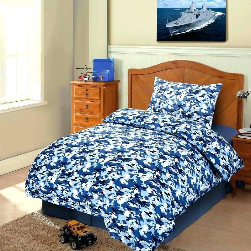 Image of: Camouflage Bedding Bedspread