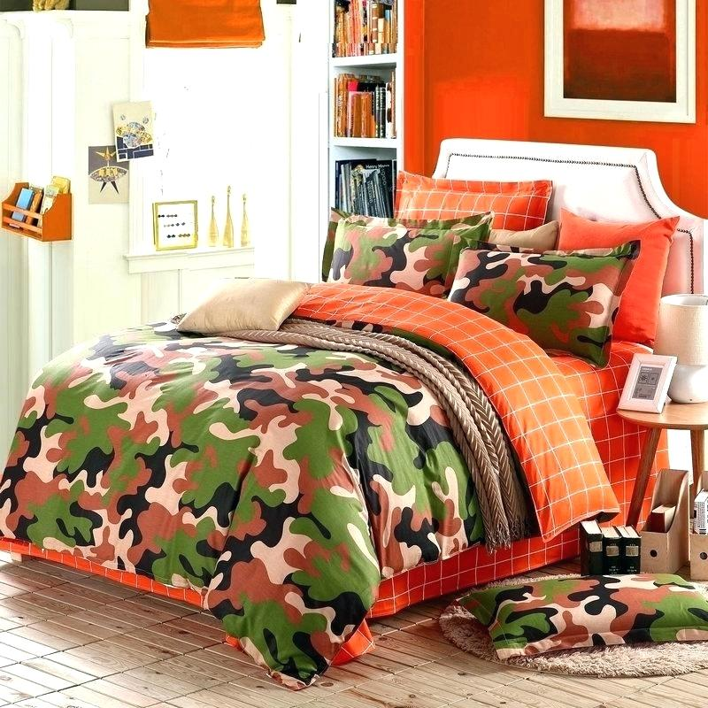 Image of: Camouflage Bedding Comforter Full
