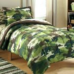 Camouflage Bedding for Boys