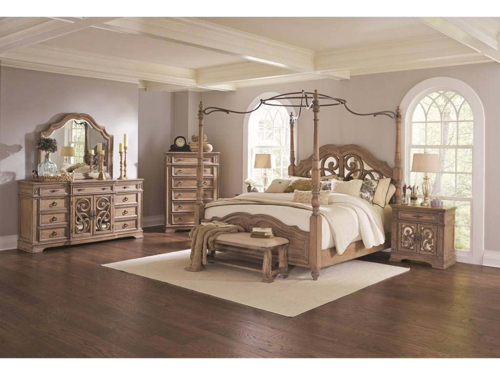 Image of: Canopy Bed Set Awesome