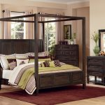 Canopy Bed Set Painting