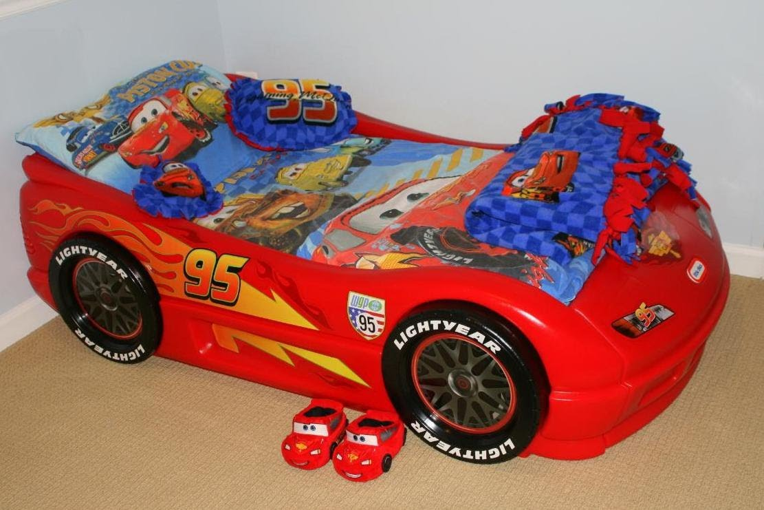 Cars Bed Set Kids