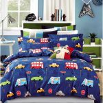 Cars Bedding Set Navy