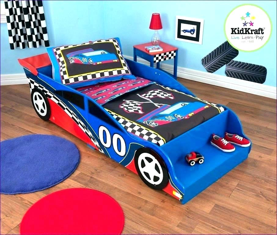 Image of: Cars Toddler Bed Set Shapes