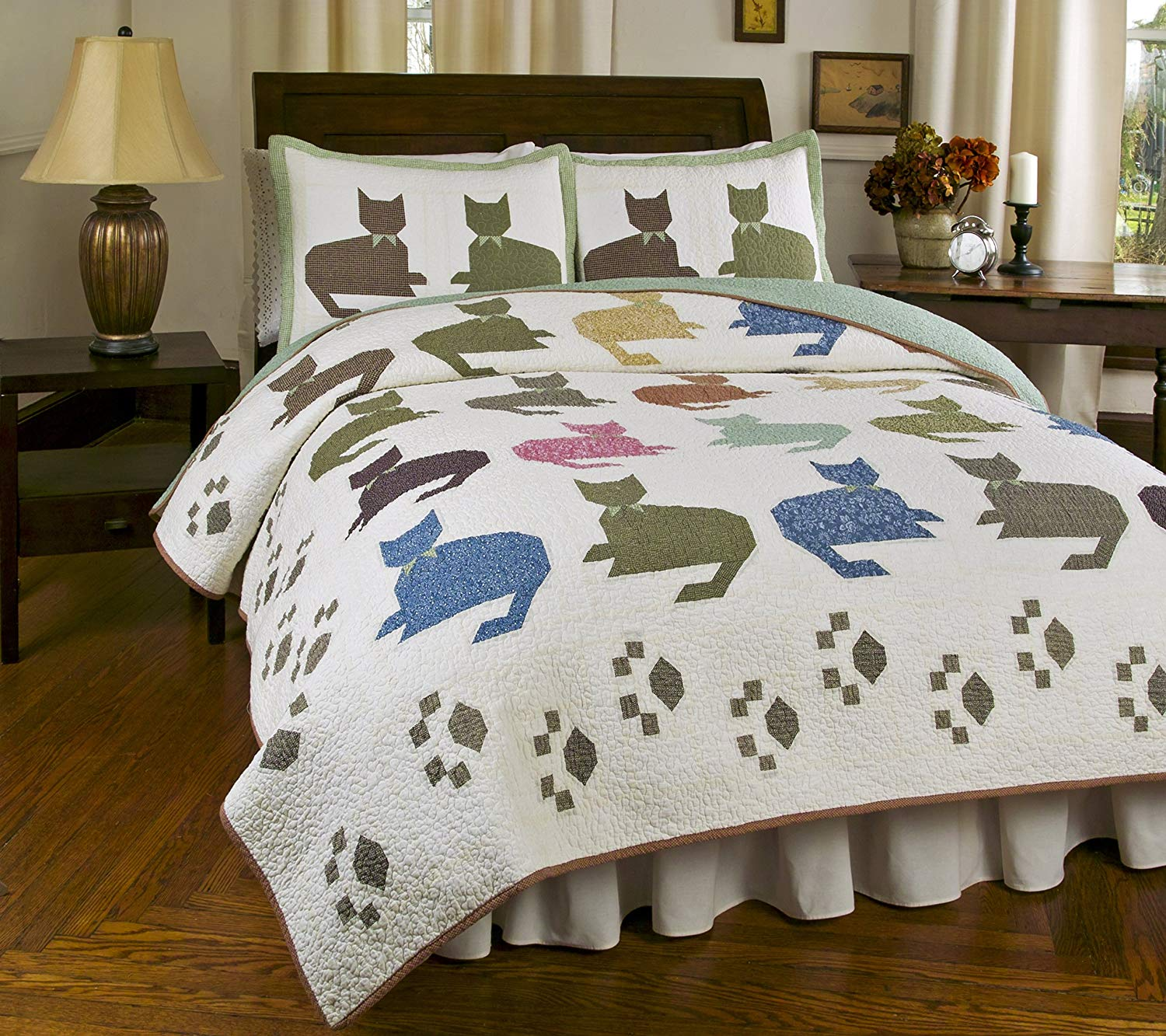 Image of: Cat Bedding Sets Ideas