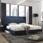 Contemporary Bed Sets Blue
