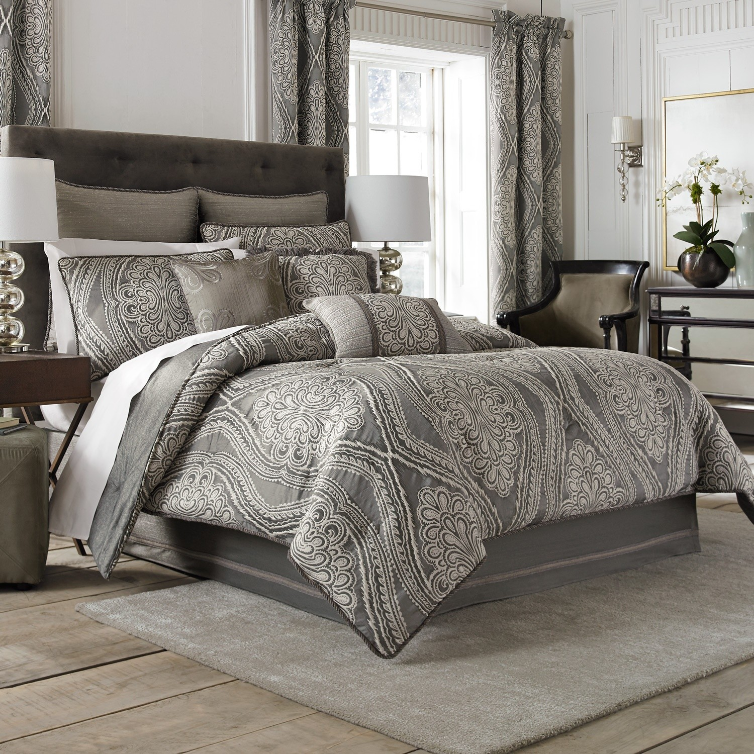 Image of: Contemporary Bedding Sets Design Ideas