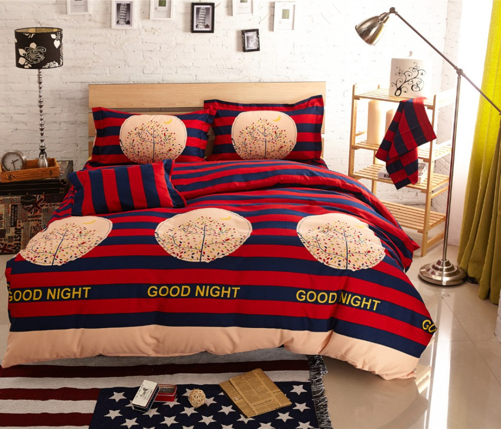 Image of: Cool Bedding Sets Style