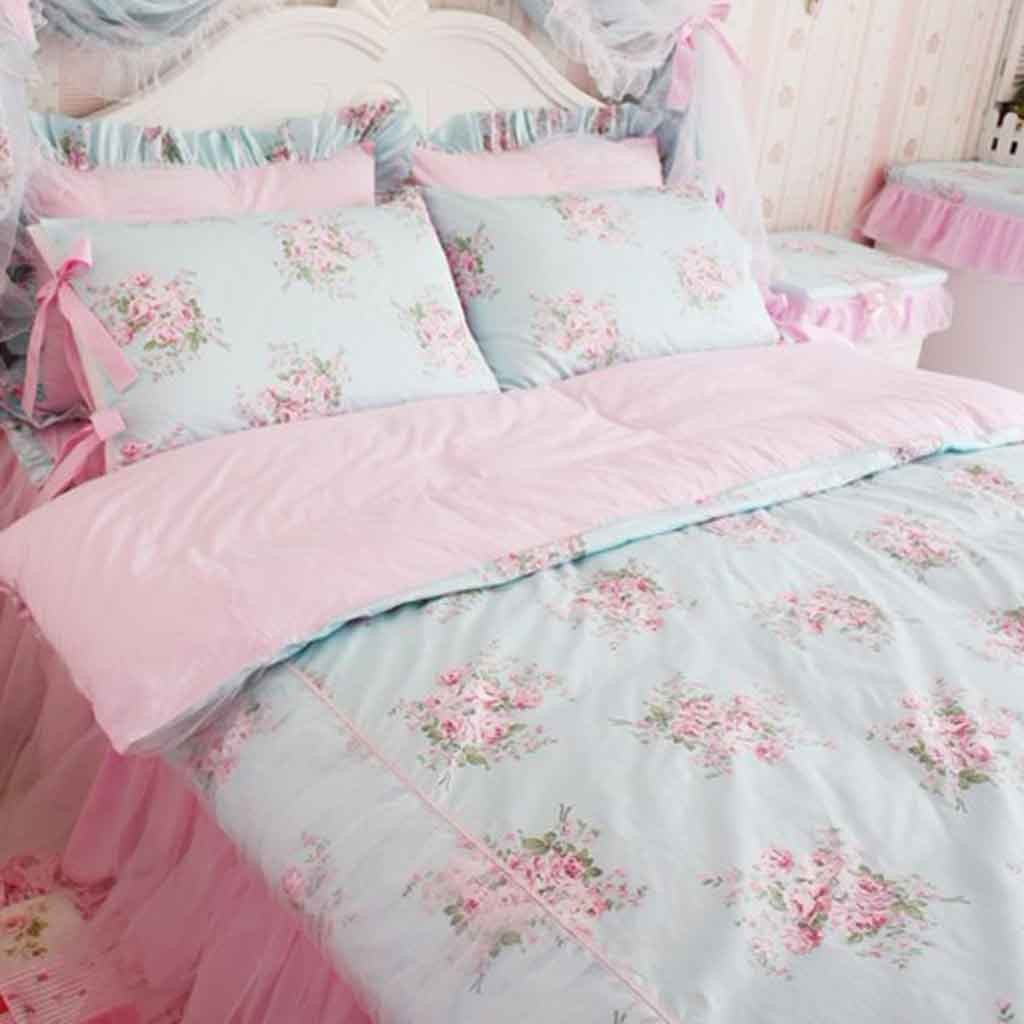 Image of: Cozy Chic Bedding Sets Ideas