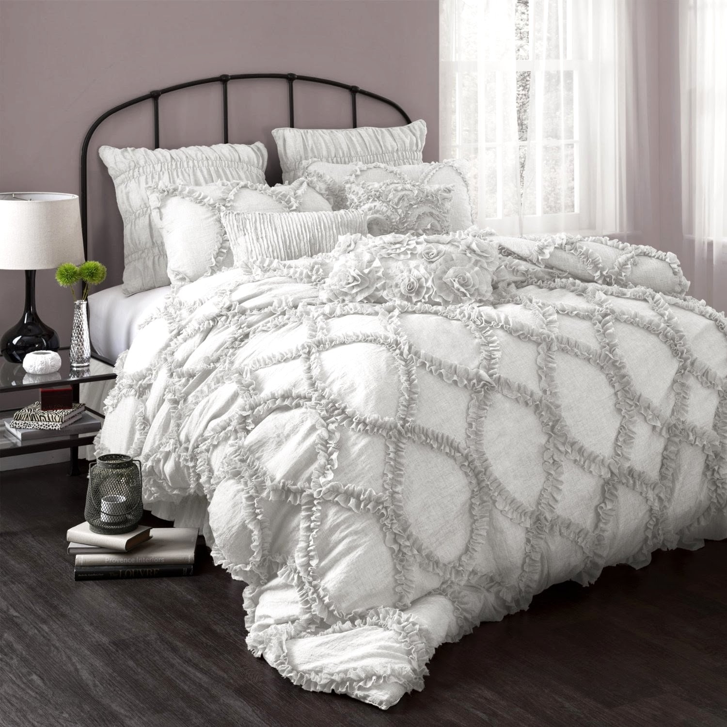 Image of: Cozy Chic Bedding Sets