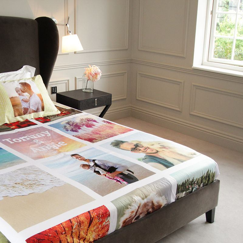 Image of: Custom Bed Sets Teen