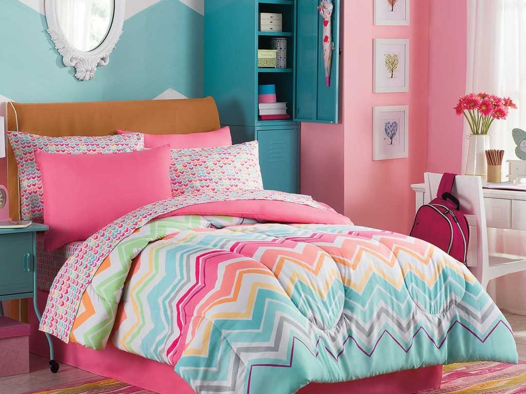 Image of: Cute Bed Sets For Twin
