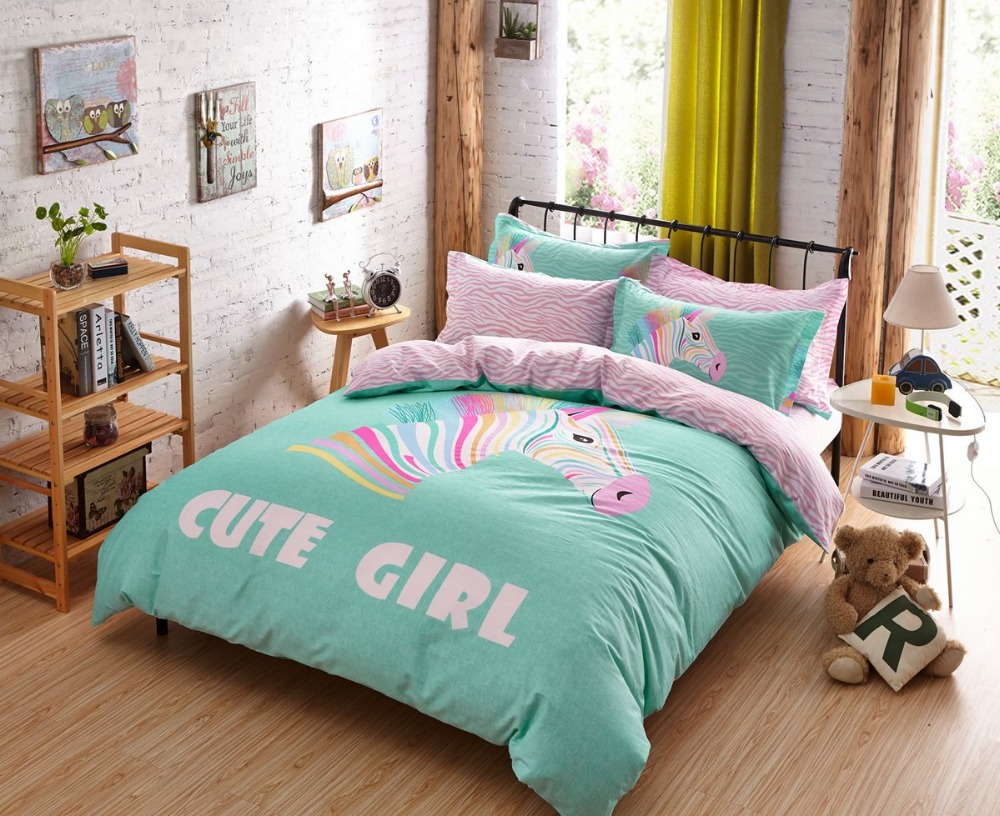 Image of: Cute Bedding Sets Twin Ideas