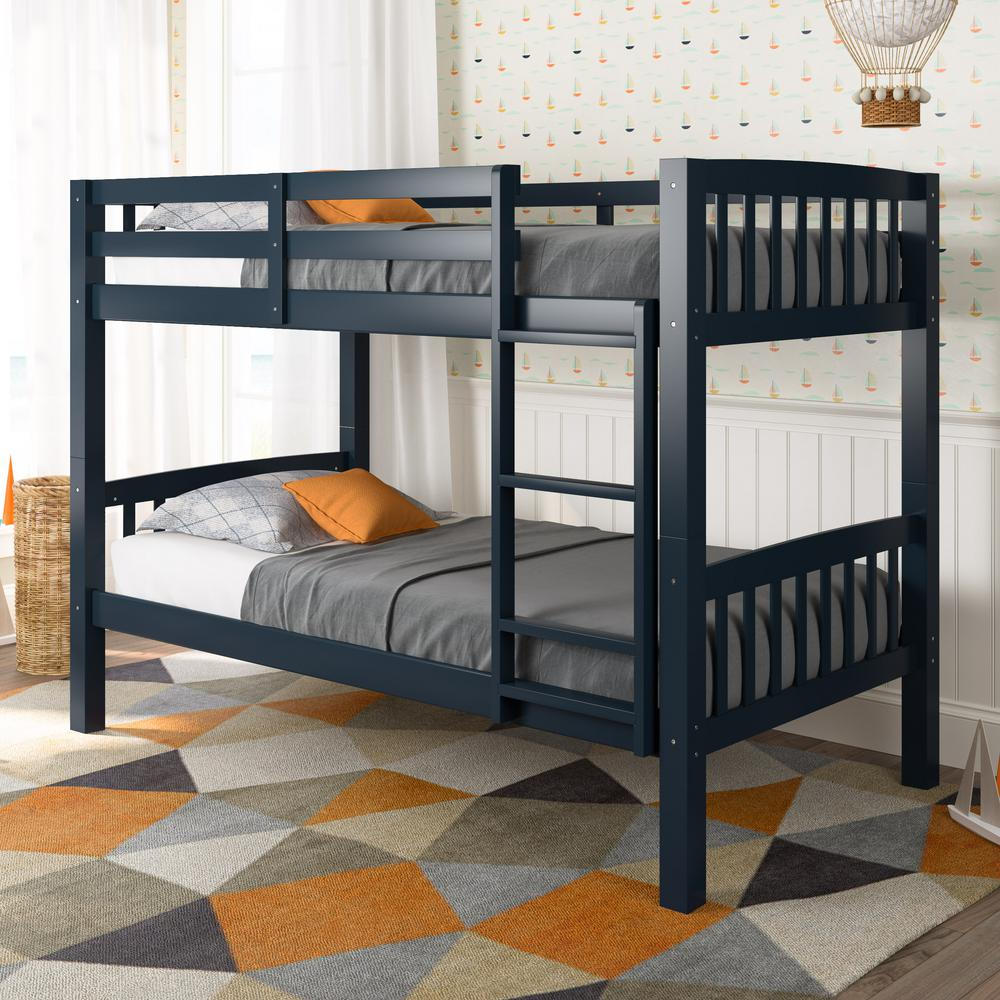 Image of: Cute Single Bunk Bed