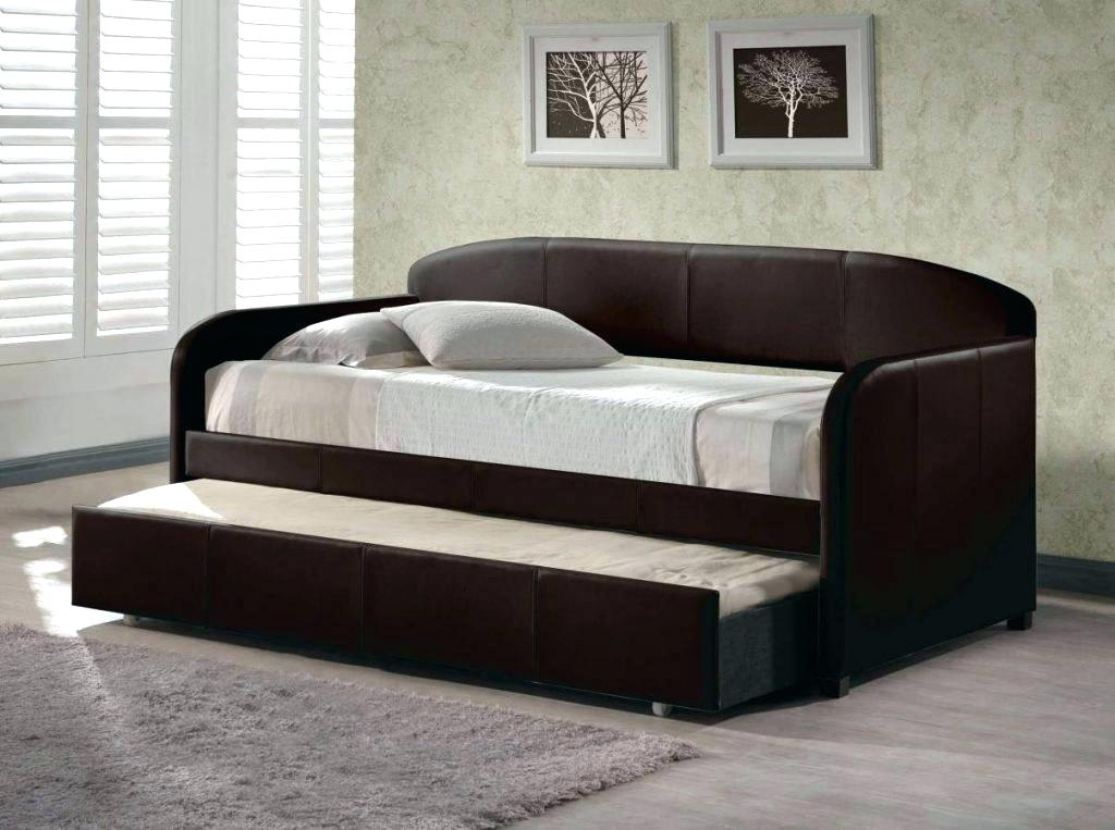 Image of: Dark Day Beds with Trundle