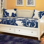 Daybed Blue And Grey Bedding Sets