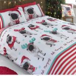 Dog Bedding Set Holiday