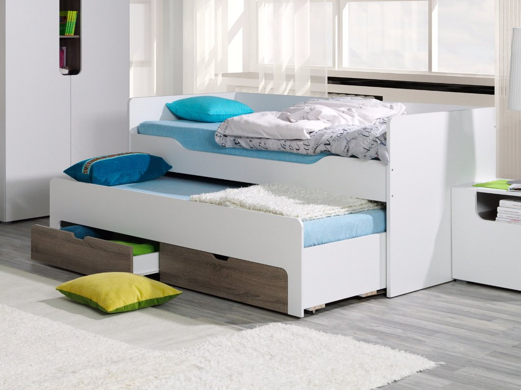 Image of: Elegant Trundle Beds
