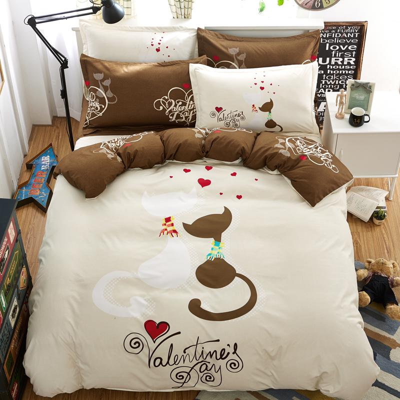 Famous Cat Bedding Sets