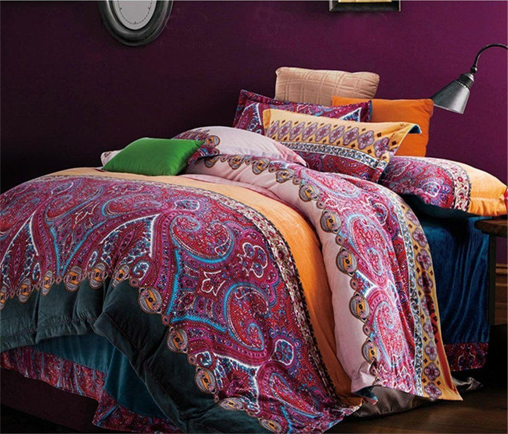 Image of: Famous Chic Bedding Sets