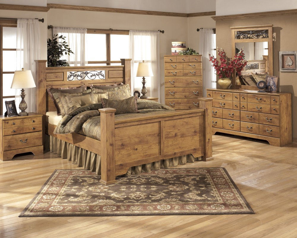 Image of: Fresh Country Bed Sets