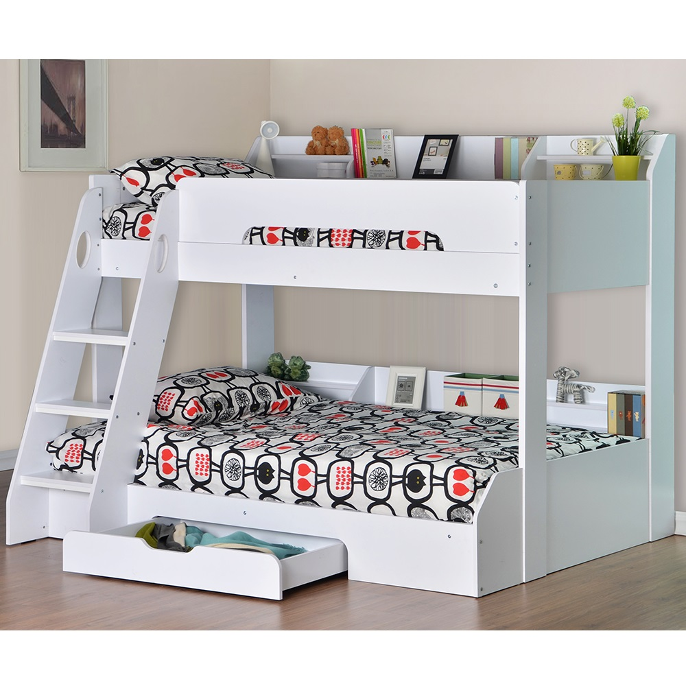 Image of: Flick Three Bed Bunk Beds