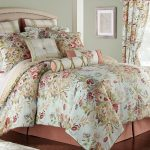 Floral Bed Set and Curtain