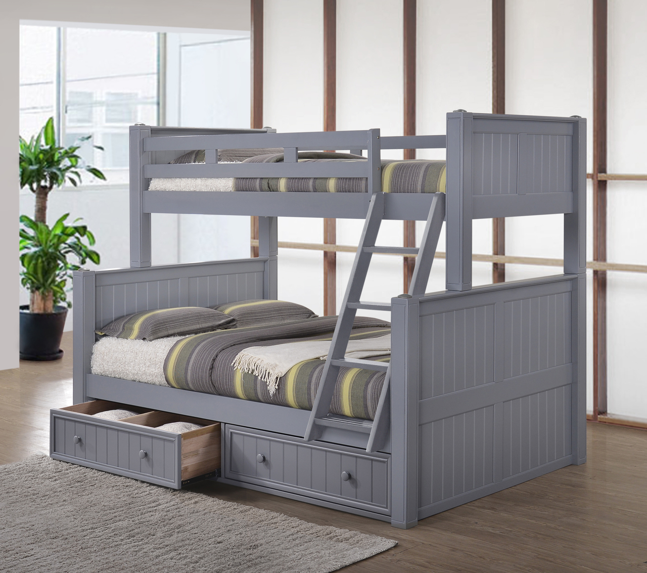 Image of: Full Bunk Bed Ideas