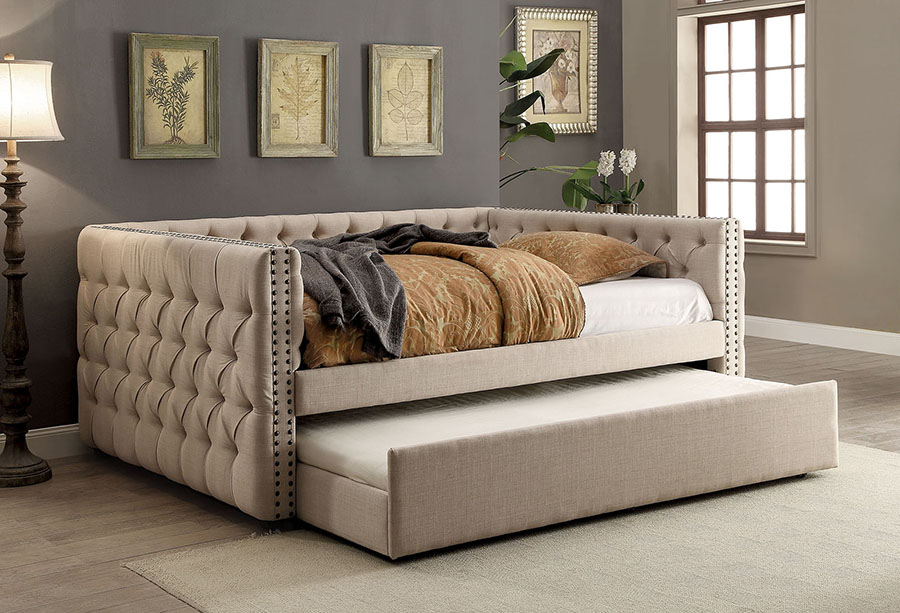 Image of: Full Size Day Bed Design