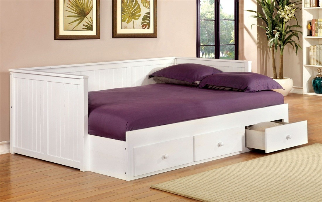 Image of: Full Size Day Bed Furniture