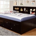 Full Trundle Bed Storage