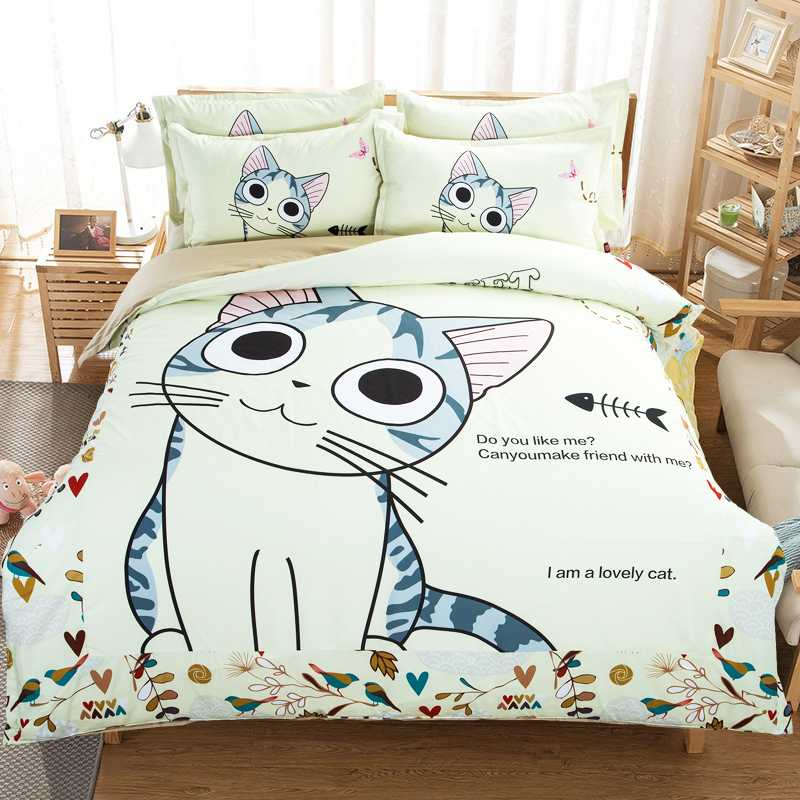 Image of: Good Cat Bedding Sets