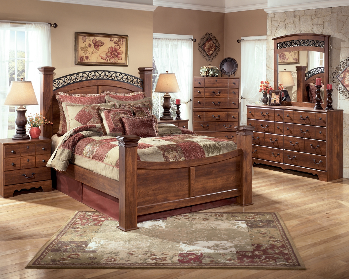 Image of: Good Country Bed Sets