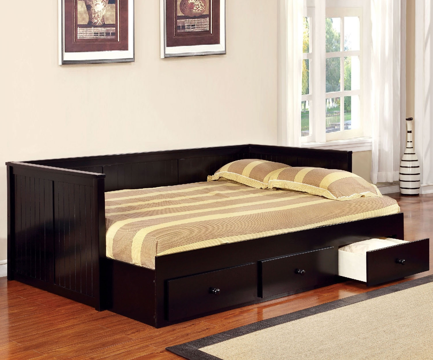 Image of: Good Full Size Day Bed