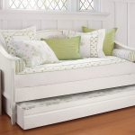 Gorgeous Daybed With Pop Up Trundle Bed