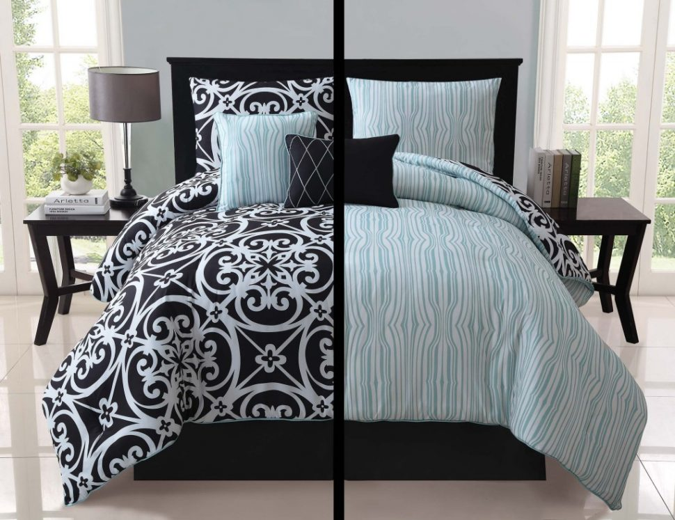 Image of: Great Contemporary Luxury Bedding