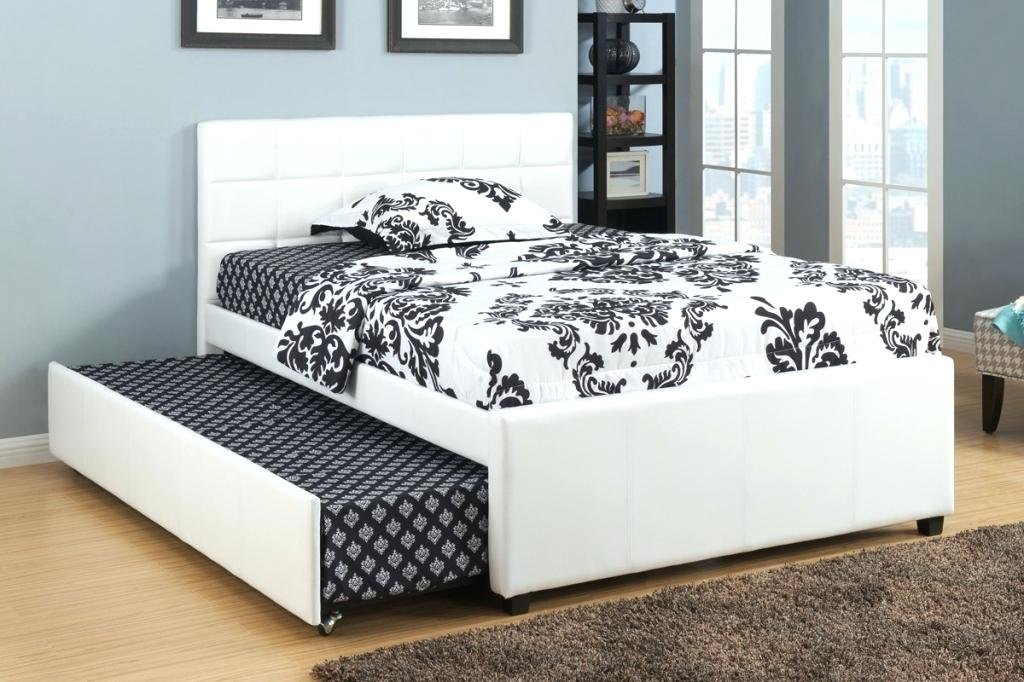 Image of: Great Full Size Trundle Bed Ideas
