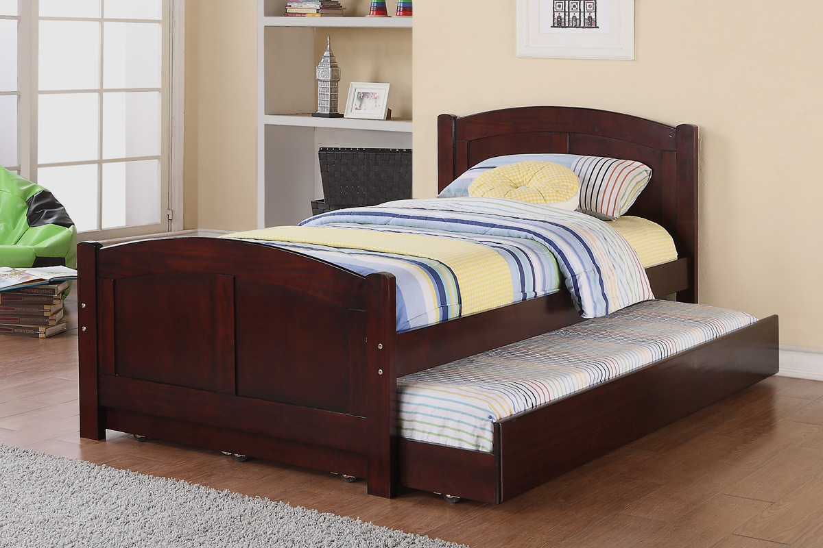 Image of: Great Twin Bed with Trundle Ideas