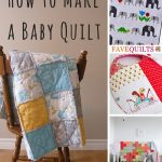 How to Make Elephant Baby Girl Bedding