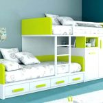 Innovative Bunk Beds with Trundle