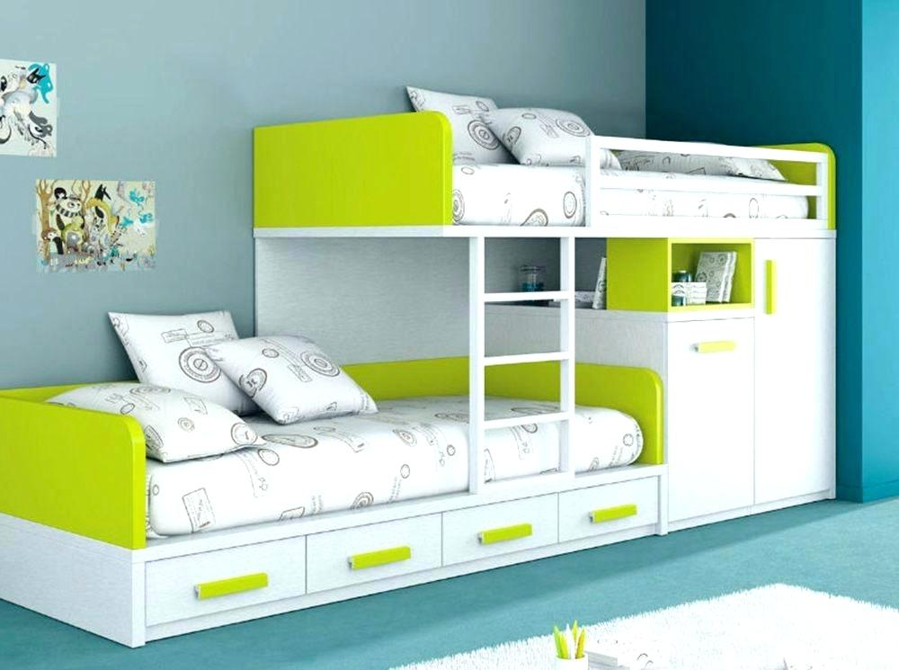 Image of: Innovative Bunk Beds with Trundle
