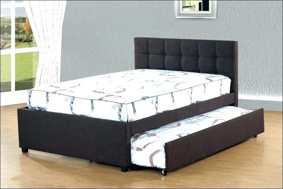 Image of: Interest Full Size Trundle Beds for Adults
