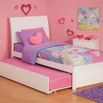 Kids Twin Trundle Bed Frame