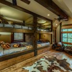 Large Rustic Bunk Beds