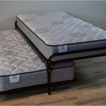 Metal Daybed With Pop Up Trundle Bed