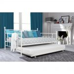Metal Full Trundle Bed
