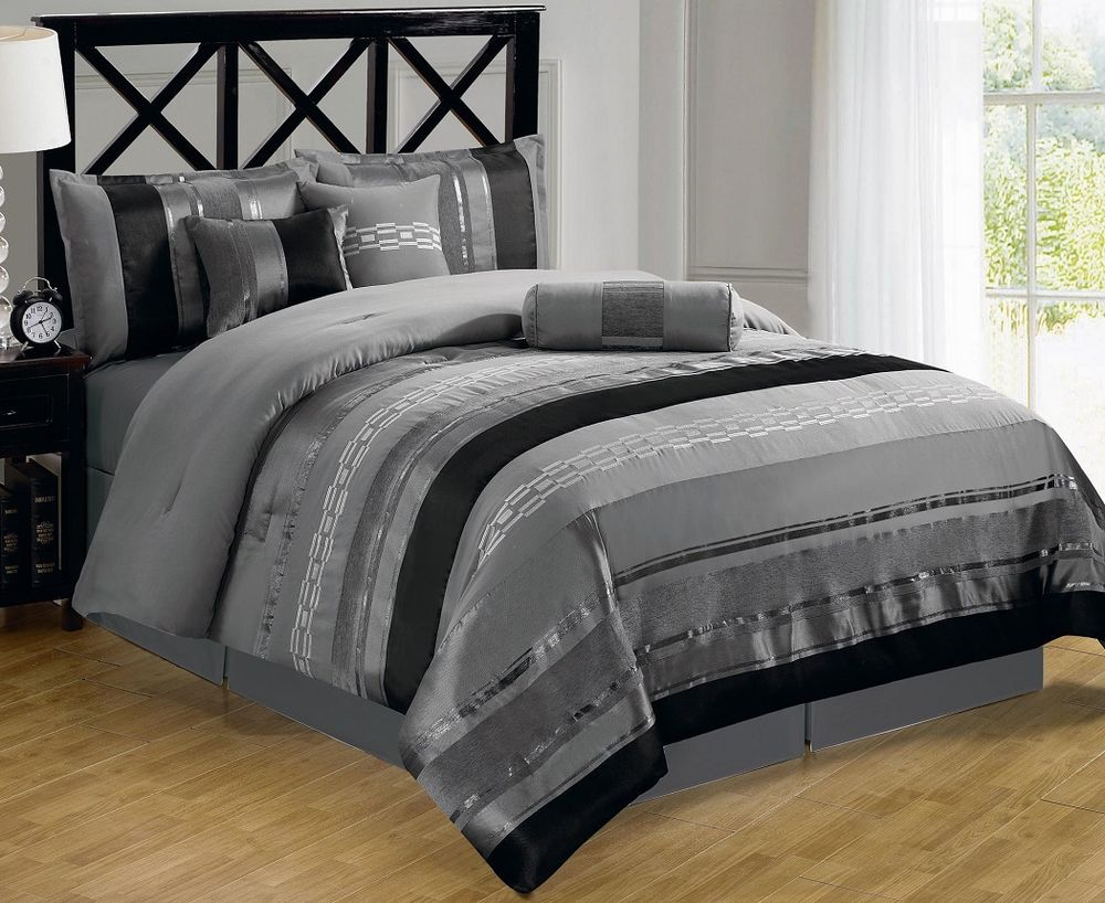Image of: New Contemporary Bedding Sets