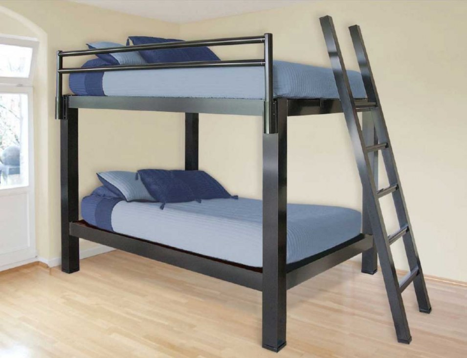 Image of: New Sturdy Bunk Beds