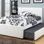 New Twin Bed with Trundle